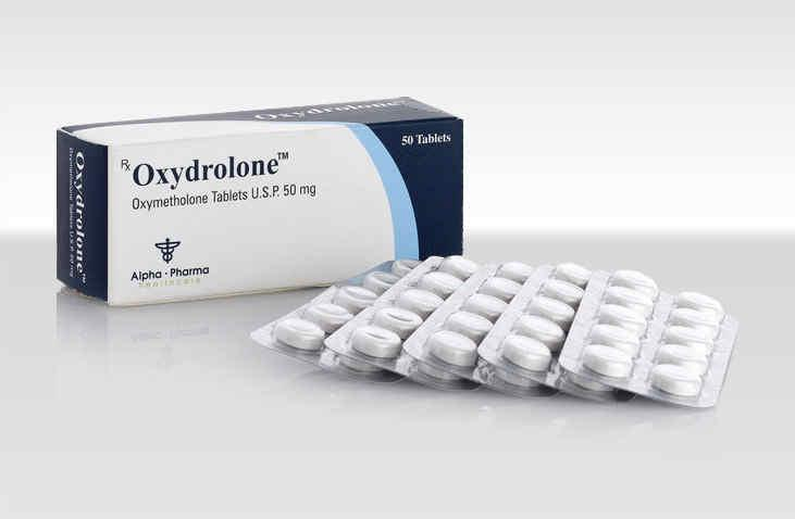 Oxydrolone For Sale